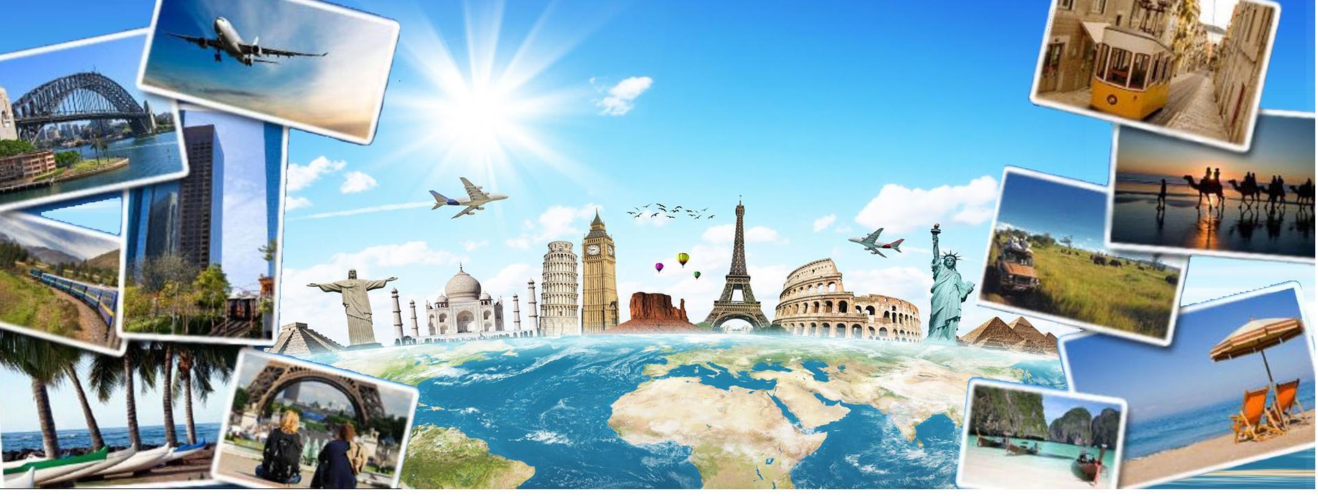 Utazz és foglalj szállást, Tiéd az egész világ!